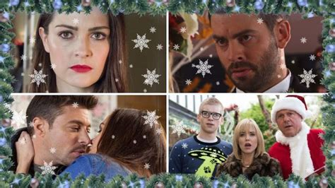 spoilers hollyoaks christmas episode guide reveals what