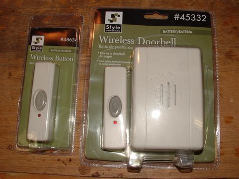 hack  wireless doorbell   wireless alarm switch