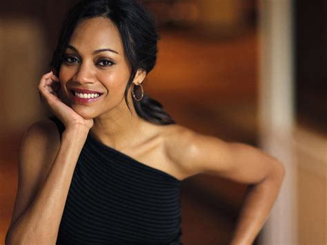 Zoe Saldana Defends Her Role As Nina Simone: ?I Did It Out Of Love For My People? Actress Zoe