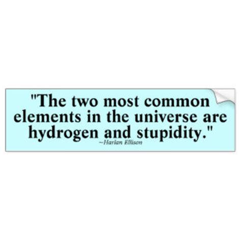 Most Common Bumper Stickers element bumper stickers car stickers zazzle