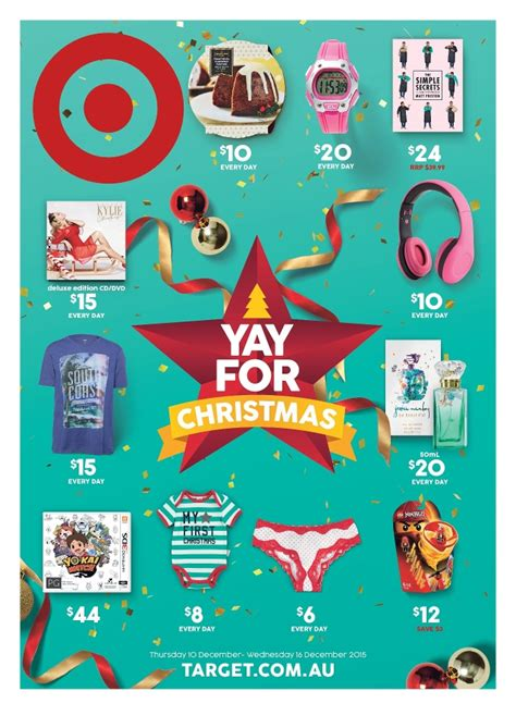 target christmas catalogue gifts 2015