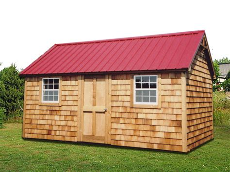 Shed Rentals Inc by 10 X 16 Cape Cod With Steel Roof Cu 19 Portable