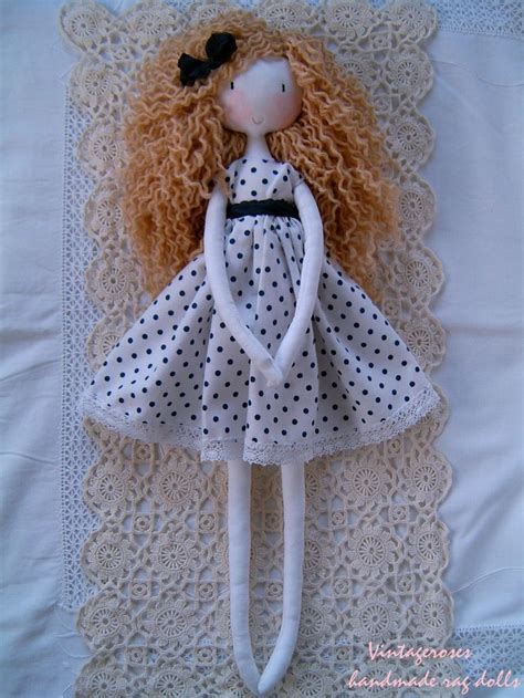 How To Make Handmade Dolls - the 25 best ideas about vintage rag doll on