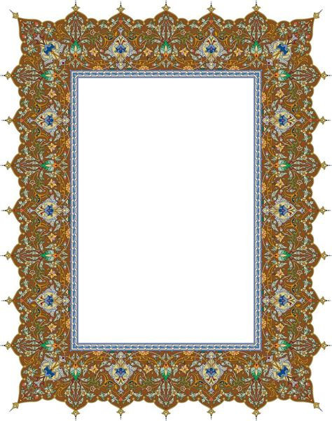 islamic pattern border 2721 best images about frames and boarders on pinterest