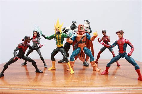 Marvel Legends Hasbro Marvel Legend hasbro marvel legends spider space venom series