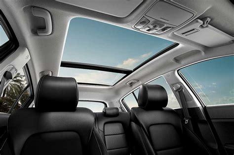Kia Panoramic Sunroof 2016 Kia Sportage Launched In The Philippines Auto