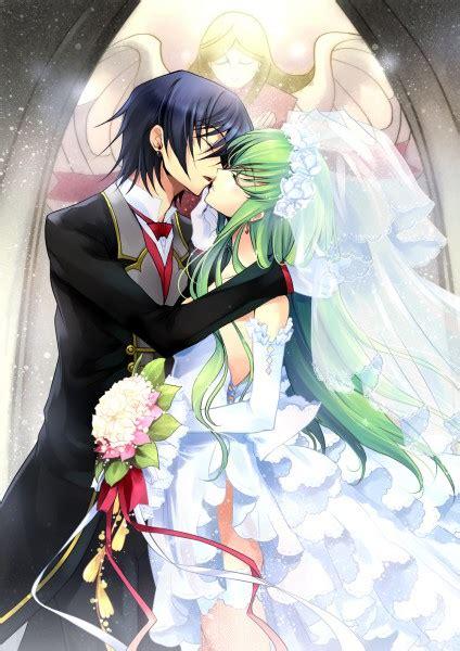 wedding zerochan anime image board