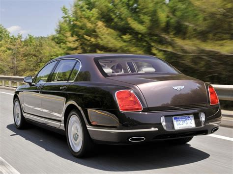 bentley flying spur 2007 2007 bentley continental flying spur information and