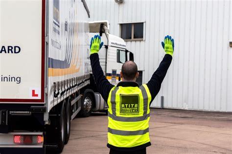 reduce risks  reversing trucks handling