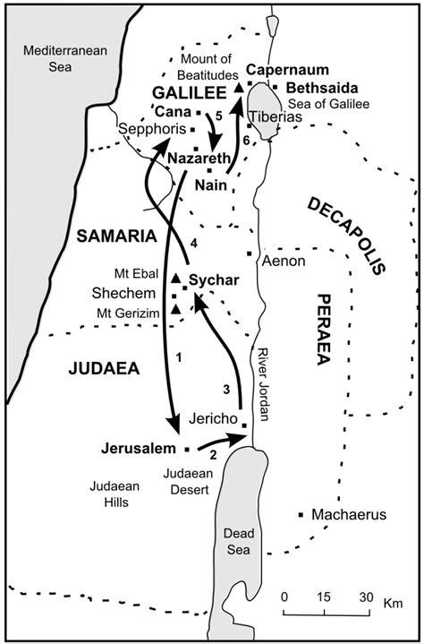 The Bible Journey | 4. Jesus's Journeys around Galilee