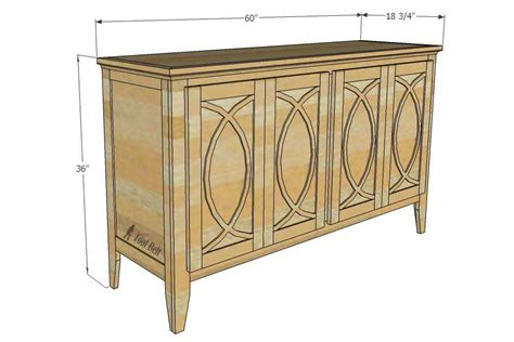 Diy Buffet Cabinet by How To Build A Buffet Cabinet Mf Cabinets