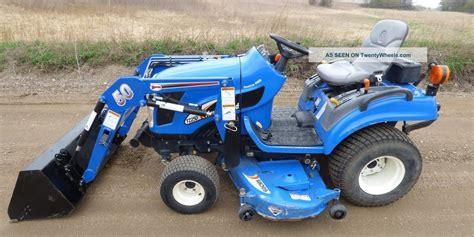 Diesel Garden Tractor by Tz25da Diesel Garden Tractor Mower Koyker Loader 4x4