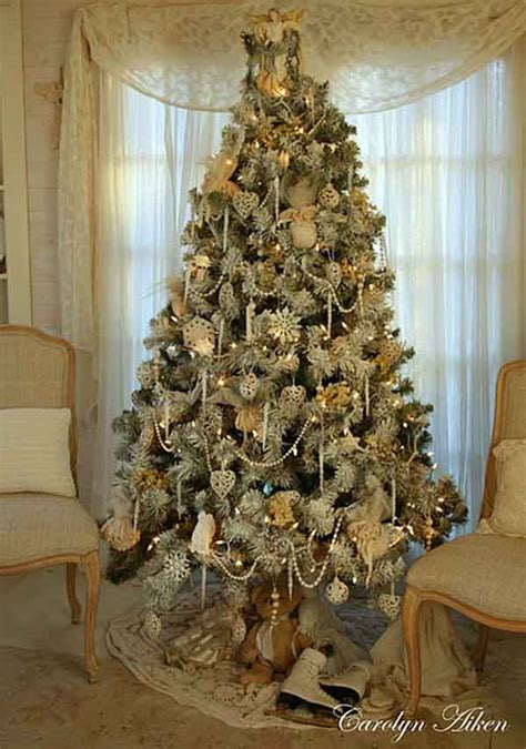 decorating a christmas tree to look old fashioned top vintage decorations celebration all about