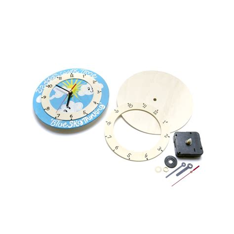 clock mechanisms for craft projects diy wooden clock with wood and wood bases from