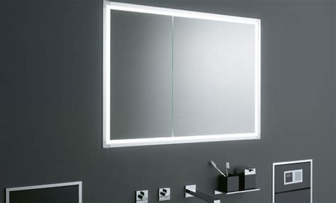 spiegelschrank wandeinbau emco my lovely bath magazin f 252 r bad spa