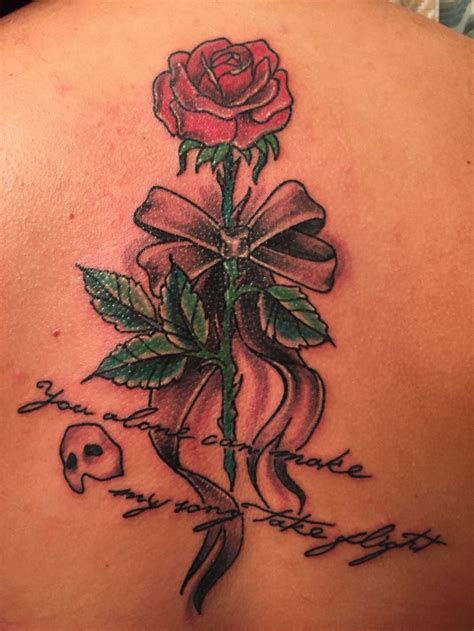 the rose tattoo song 15 best phantom of the opera