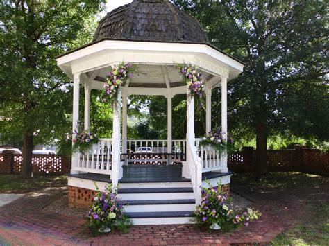 gazebo decorated for wedding wedding ideas for