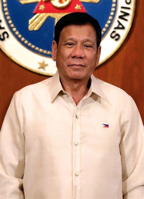 philippine president rodrigo duterte duterte assigns espenido to iloilo city philippine