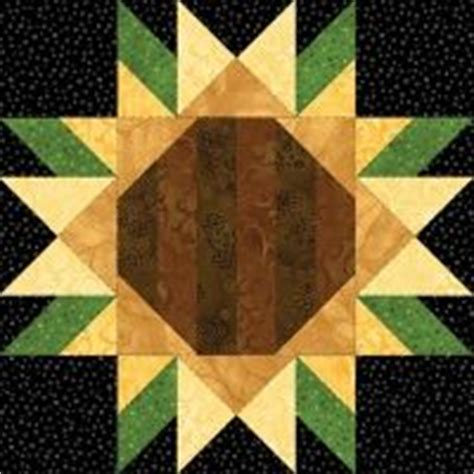 Sunflower Quilt Block Pattern by 1000 Images About Sunflowers On Sunflower