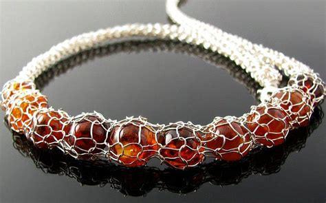 patterned wire for jewelry wonderful diy wire crochet jewelry free pattern wire