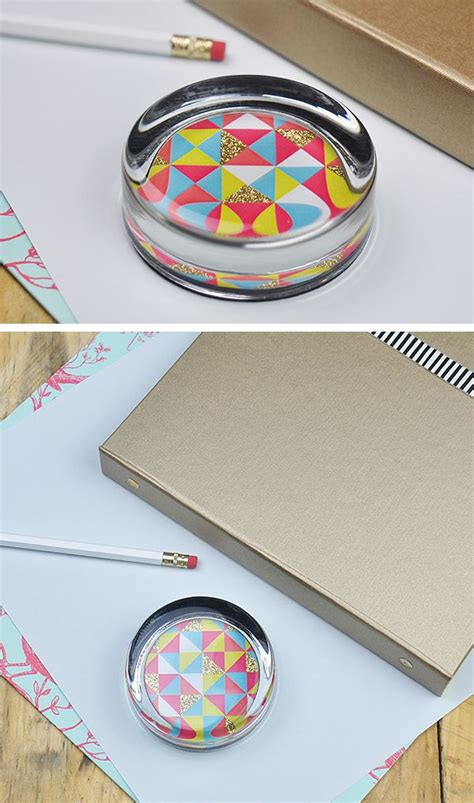 paper weight craft diy geometric paper weight craft diy
