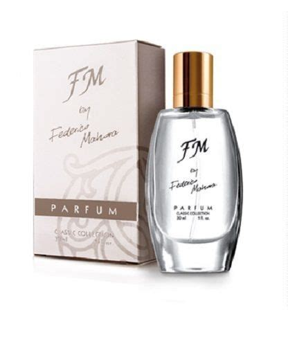 Parfum Fm fm fragrance 10 parfum classic collection by federico