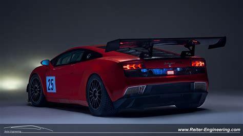 Lamborghini Racer Reiter Engineering Launches 2012 Lamborghini Gallardo