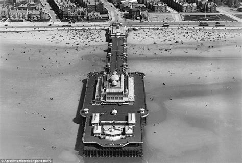 Detox Blackpool by Stunning Aerial Photos Celebrates Uk S Once Great Maritime