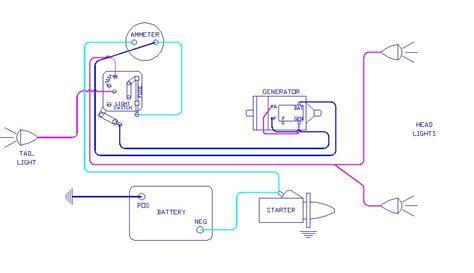 farmall cub wiring diagram farmall cub tractor mifinder co