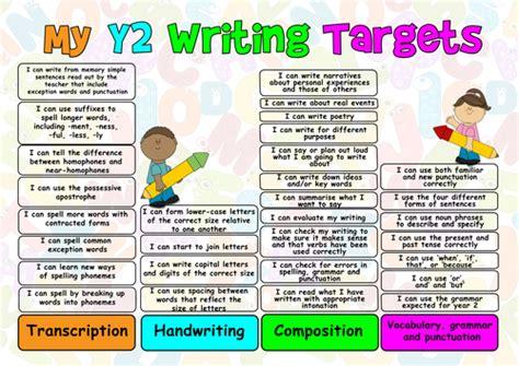 year 5 english targeted writing target sheets years 1 6 bundle by mrteachuk teaching resources tes