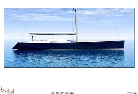 catamaran ocean cruiser 124ft ocean cruiser luxury yacht by bury design yacht