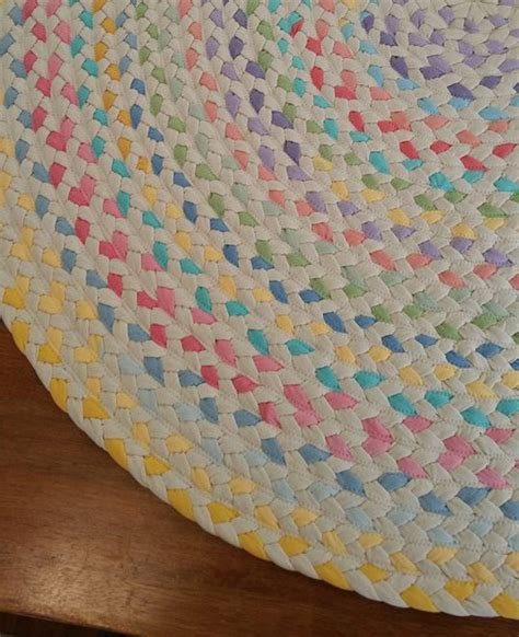 pastel braided rugs pastel and braided rug using pistachio lavender yellow and pink aqua blue