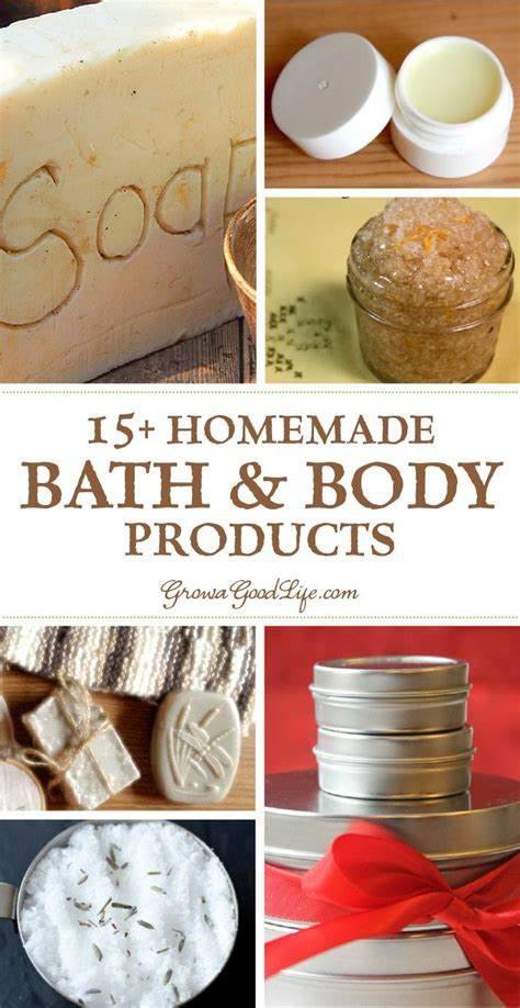 Handmade Bath And Products - diy skin care recipes 15 bath and products