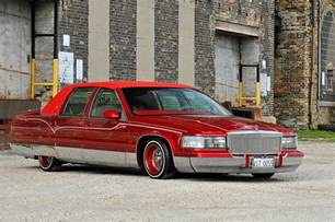Cadillac Fleetwood Brougham 1994 1994 Cadillac Fleetwood Brougham A Sick Classic