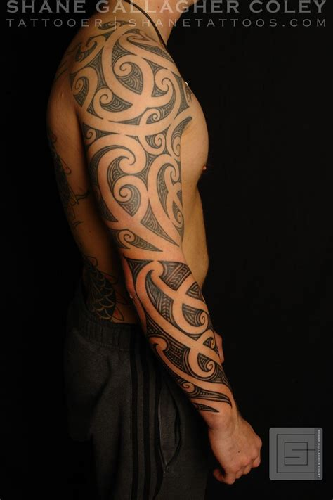 maori tattoo by shane gallagher maori tattoo pinterest