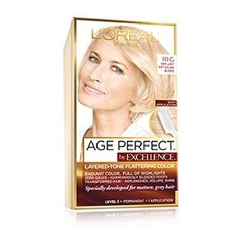 changing your hair color at age 50 excellence age perfect hair color for mature hair l