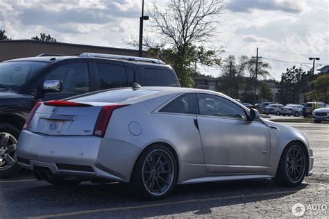 Cadillac V Coupe by Cadillac Cts V Coup 233 16 October 2017 Autogespot