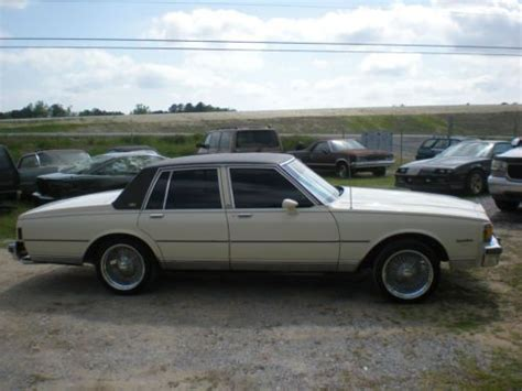 how things work cars 1983 chevrolet caprice spare parts catalogs find new 1983 chevrolet caprice in montgomery alabama united states