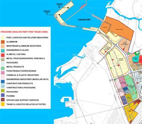 How Big Is 40 Square Meters abu dhabi ports plan large free trade zone hansa