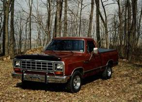 1985 Dodge D100 1985 Dodge D100 Dodge D150 Trucks Mostly
