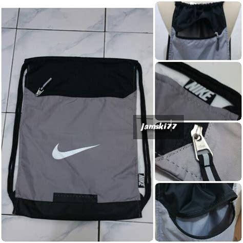 Harga Nike Gymsack tas nike gymsack team abu 2013 original murah