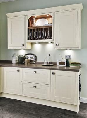 Kitchen Cabinet Pelmet Height Wall Units With Plate Rack And Castellated Cornice And Pelmet Extension Building