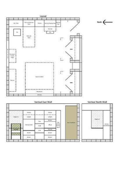 craft room design layout how would you design this craft area hometalk