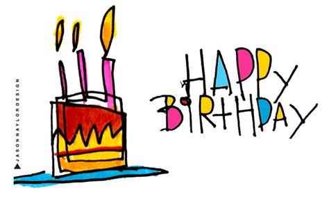 Happy Birthday Modern Design | jason naylor happy birthday