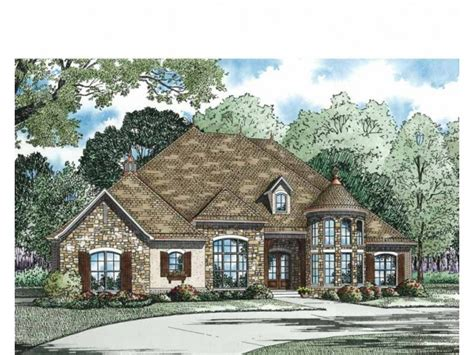 custom french country house plans french country house plans with turrets french country
