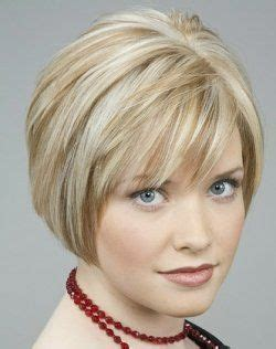 short hairstyles for round faces plus size short hairstyles for round faces plus size short