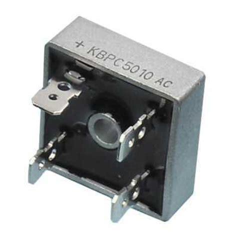 diode bridge kbpc5010 buy kbpc5010 1000v 50a bridge fairchild diode with cheap price