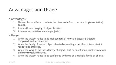 factory pattern types design patterns abstract factory pattern