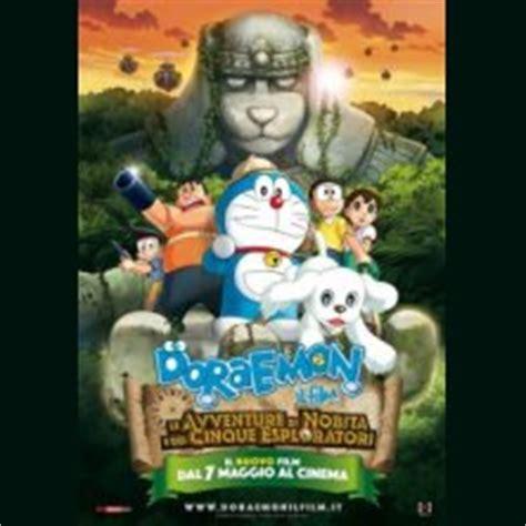 film doraemon roma doraemon il film le avventure di nobita e dei cinque