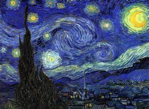 Starry Night Vincent Van Gogh The Starry Night Painting Best